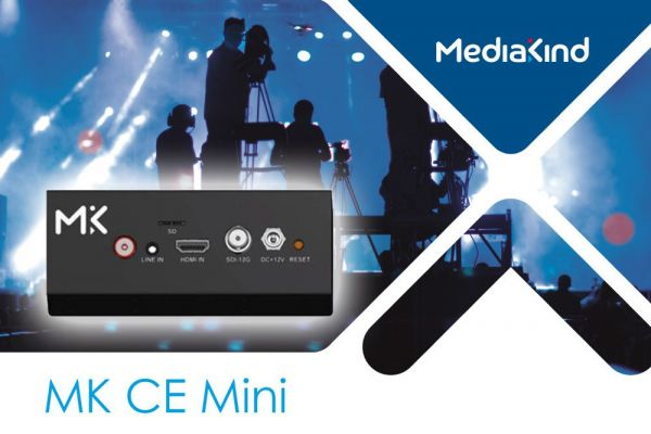 Cygnus CE Mini - Video live streaming just got a whole lot easier!